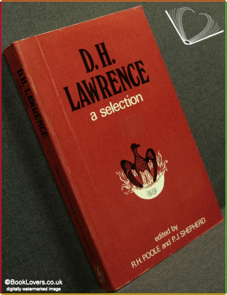 an introduction to the life and literature by d h lawrence Dh lawrence was first recognized as a working-class novelist showing the reality of english provincial family life and—in the first days of psychoanalysis—as the author-subject of a classic case history of the oedipus complex in subsequent works, lawrence's frank handling of sexuality cast him as a pioneer of a liberation he.