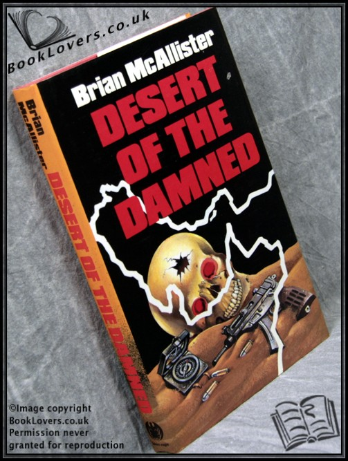 Desert of the Damned - Brian Mcallister