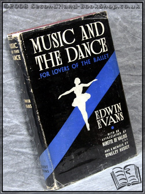 Music And The Dance - Edwin Evans