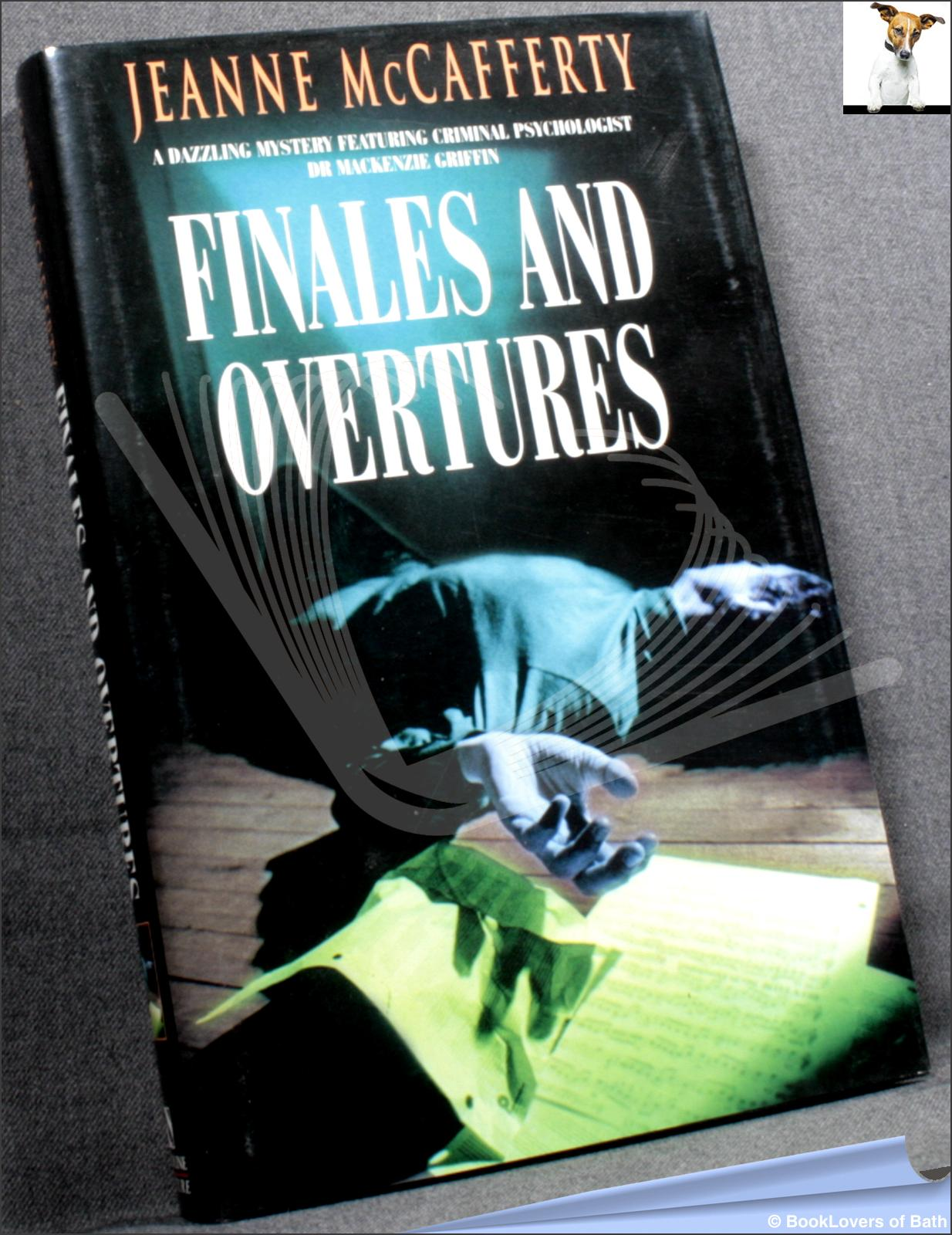 Finales And Overtures - Jeanne Mccafferty
