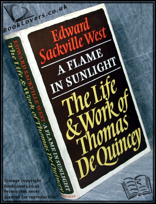 A Flame In Sunlight - Edward Sackville-West