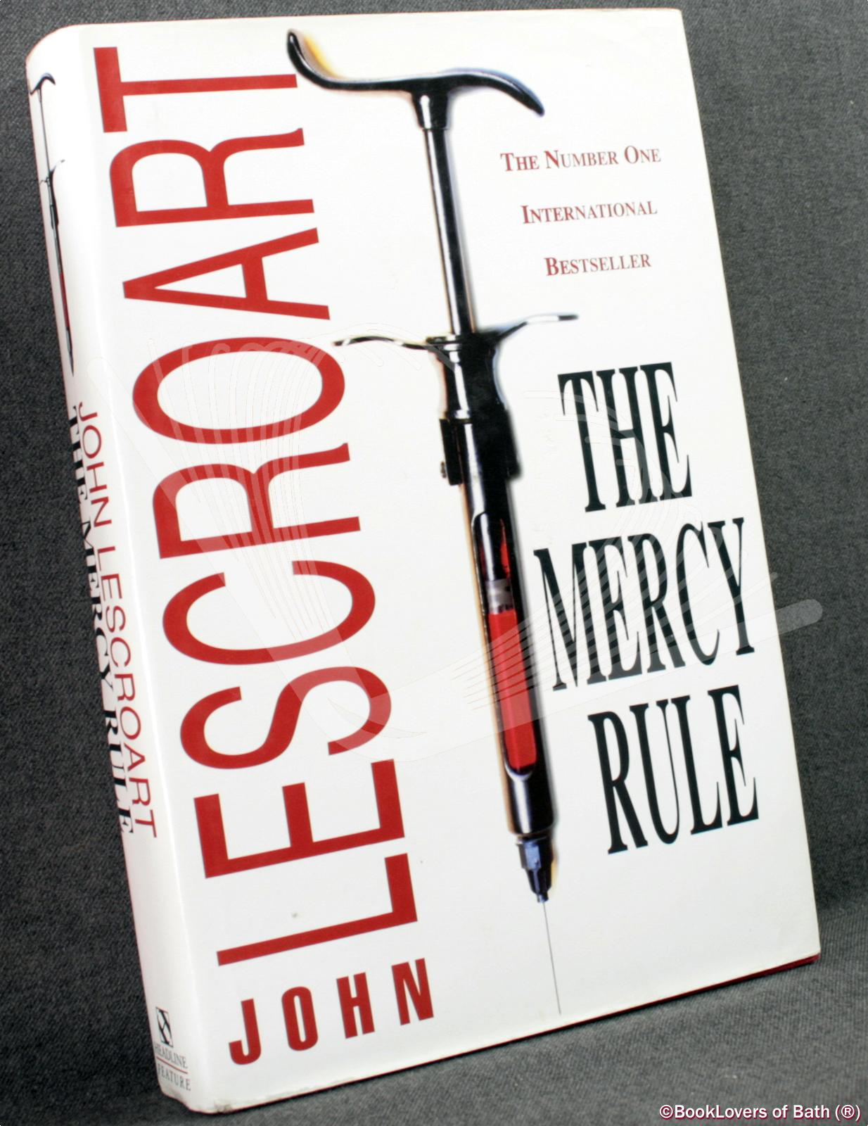 The Mercy Rule - John Lescroart
