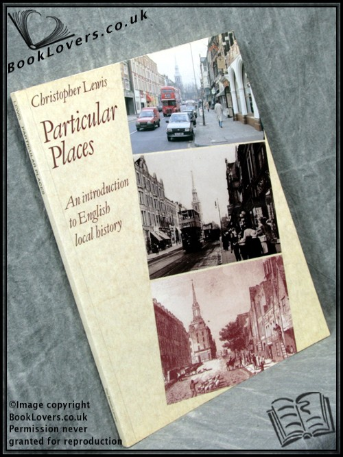 Particular Places - Christopher Lewis