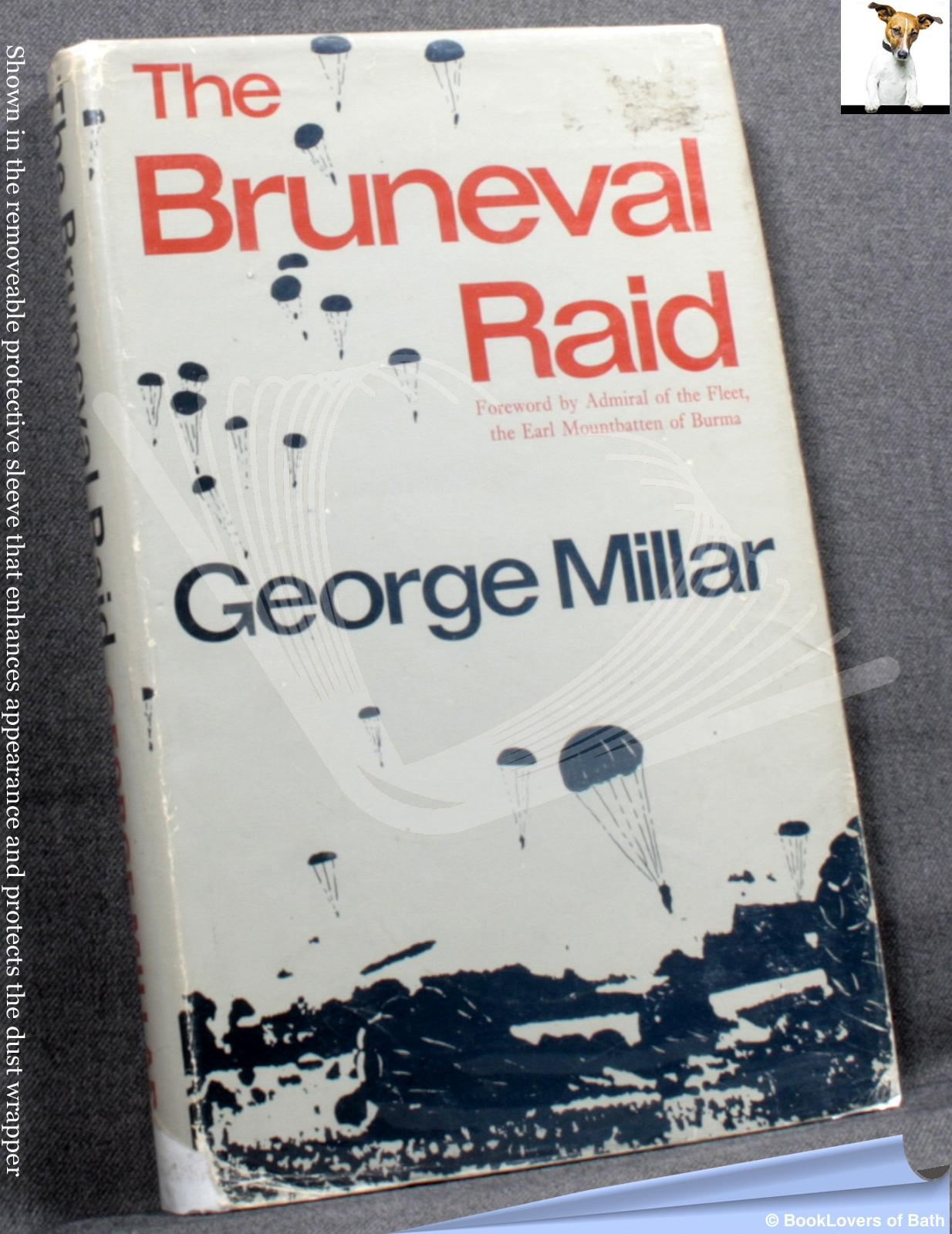 The Bruneval Raid: Flashpoint of the Radar War - George Millar