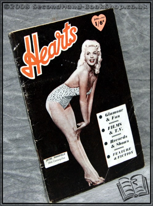 Hearts Volume One Number One June 1957 - Edited by Robert Bolle