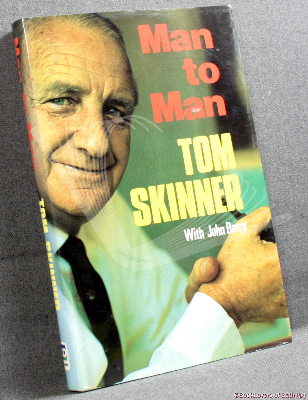 Man to Man - Tom Skinner with John Berry