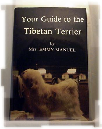 Your Guide to the Tibetan Terrier - Mrs. Emmy Manuel