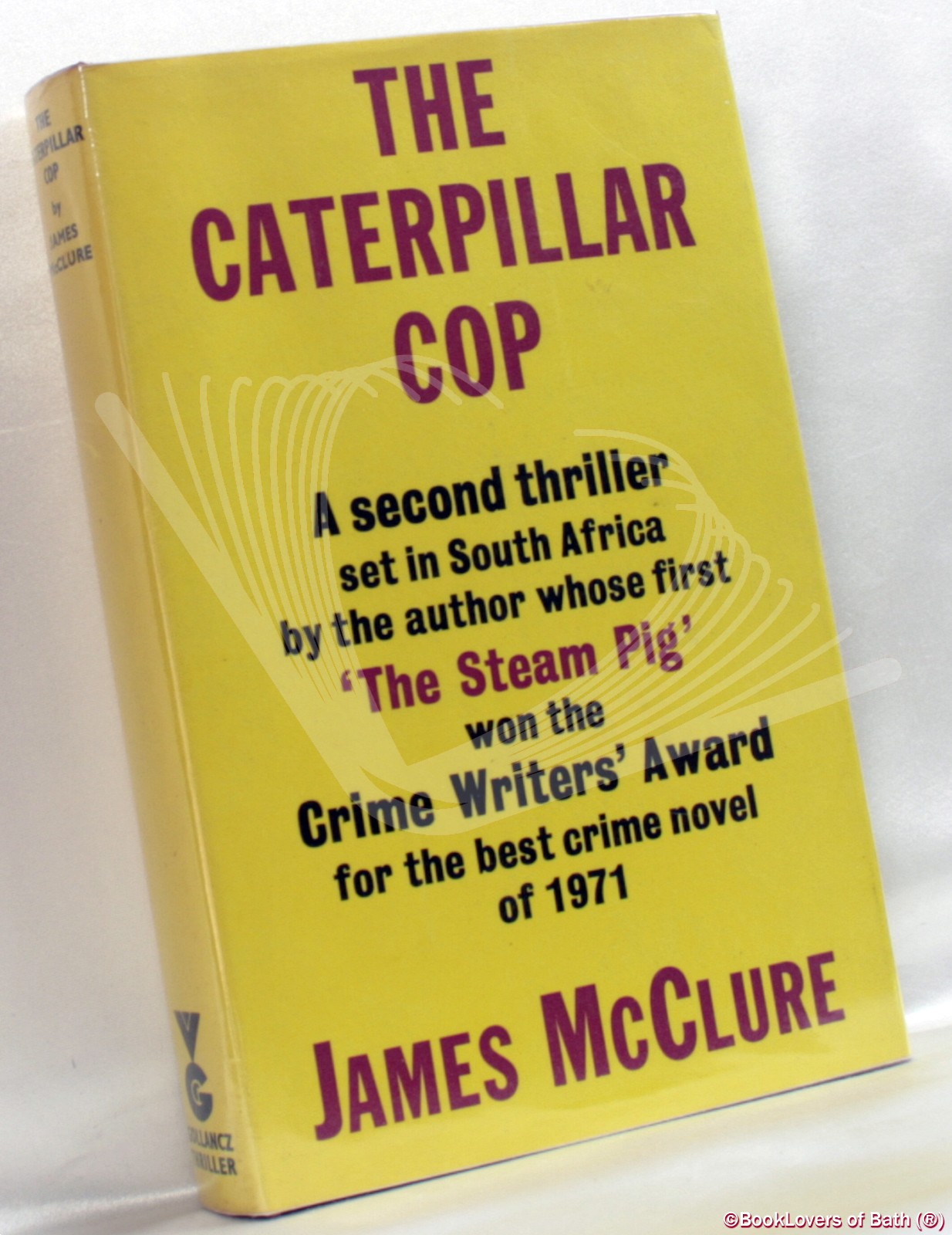 The Caterpillar Cop - James McClure