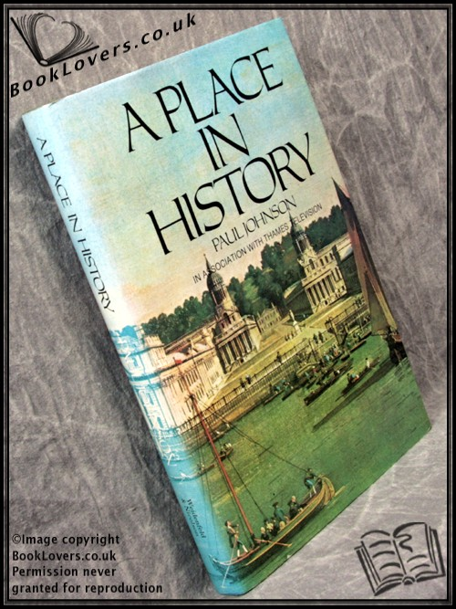 A Place in History - Paul Johnson