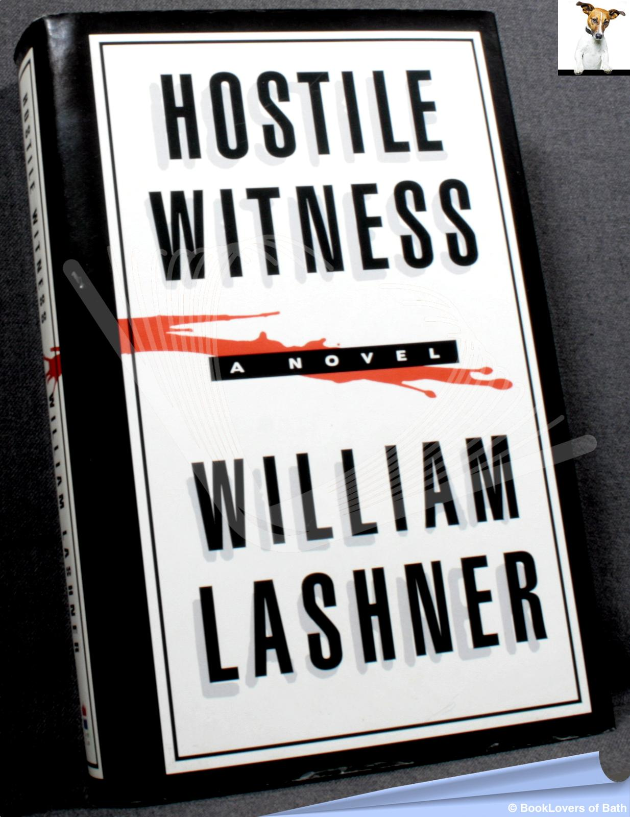 Hostile Witness - William Lashner