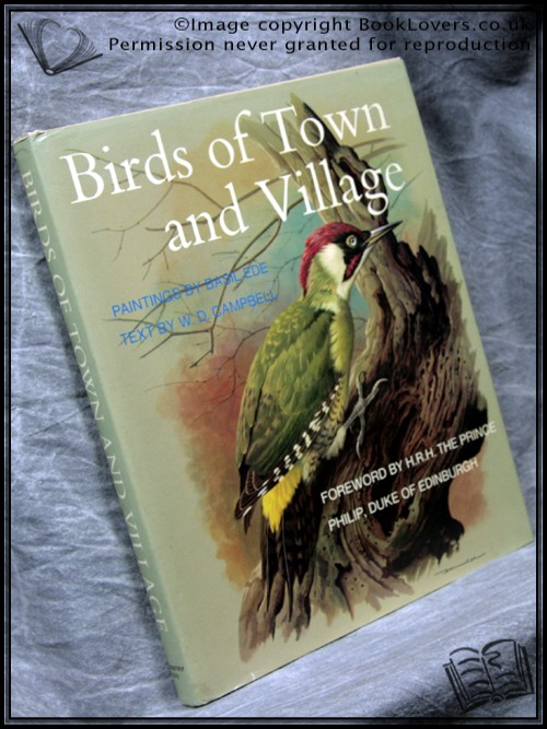Birds of Town and Village - W. D. Campbell