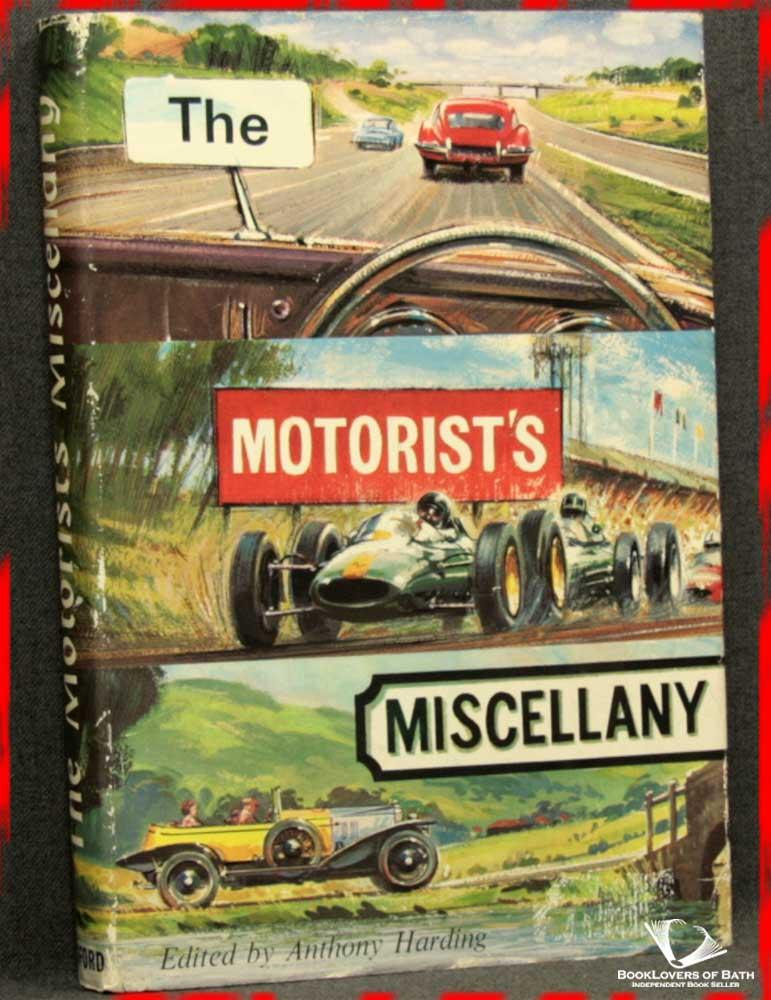 The Motorist's Miscellany - Anthony Harding