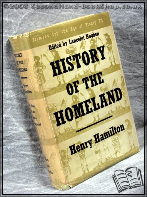 History of the Homeland - Henry Hamilton