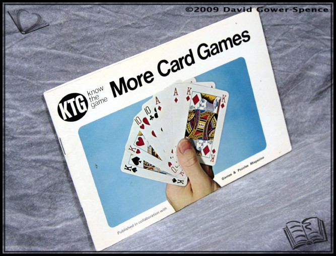 More Card Games  - Kevin Wicker