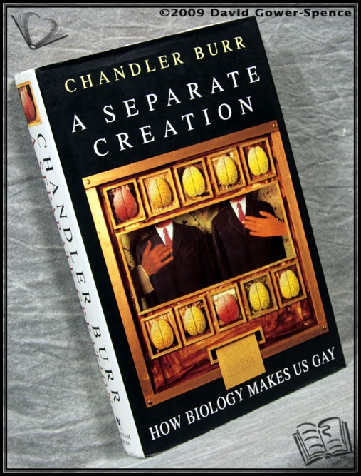 A Separate Creation: How Biology Makes Us Gay - Chandler Burr