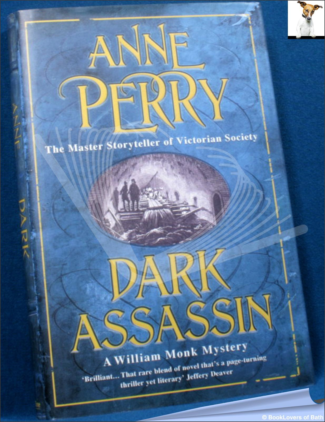 Dark Assassin - Anne Perry