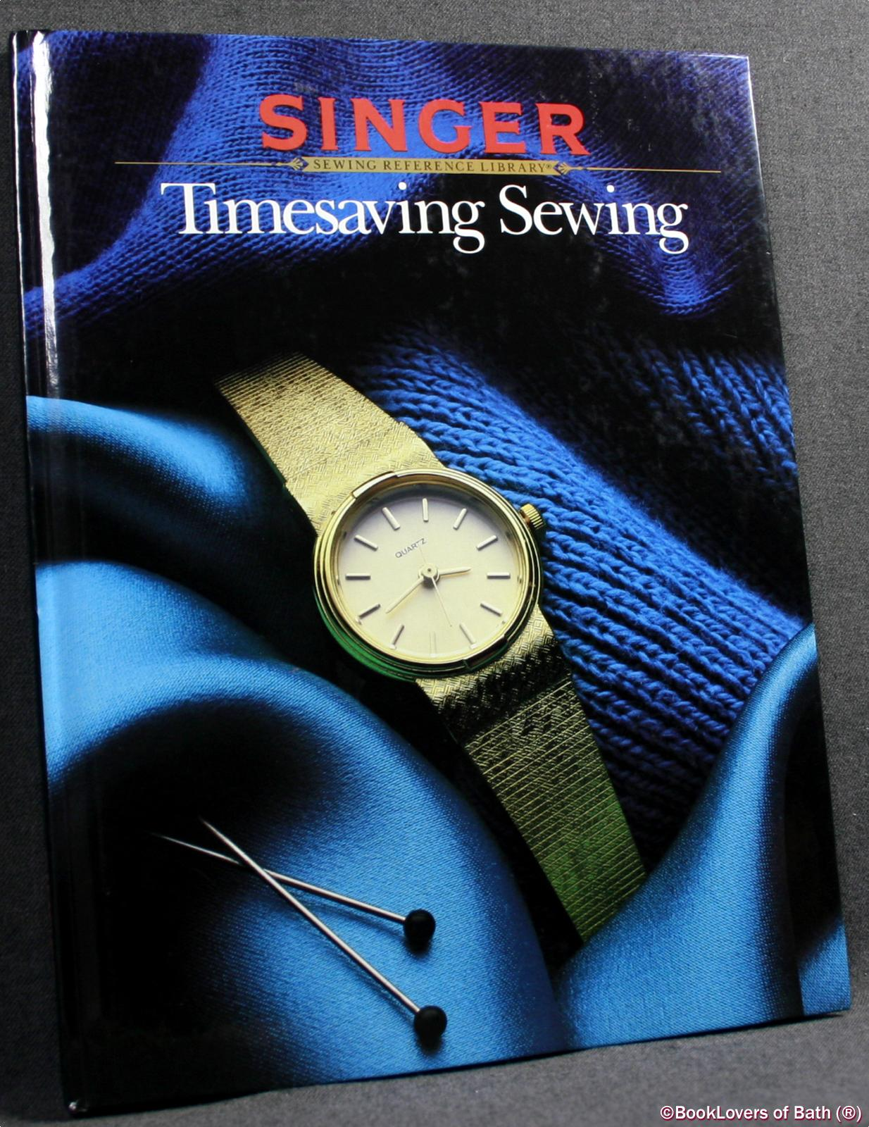 Timesaving Sewing - Edited by Reneé Dignan