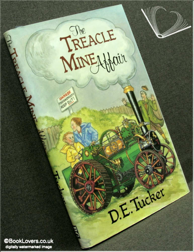 The Treacle Mine Affair - D. E. Tucker