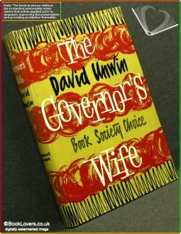 The Governor's Wife - David Unwin