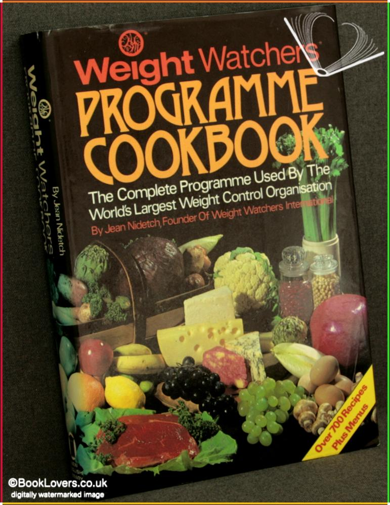 Weight Watchers Programme Cookbook - Jean Nidetch