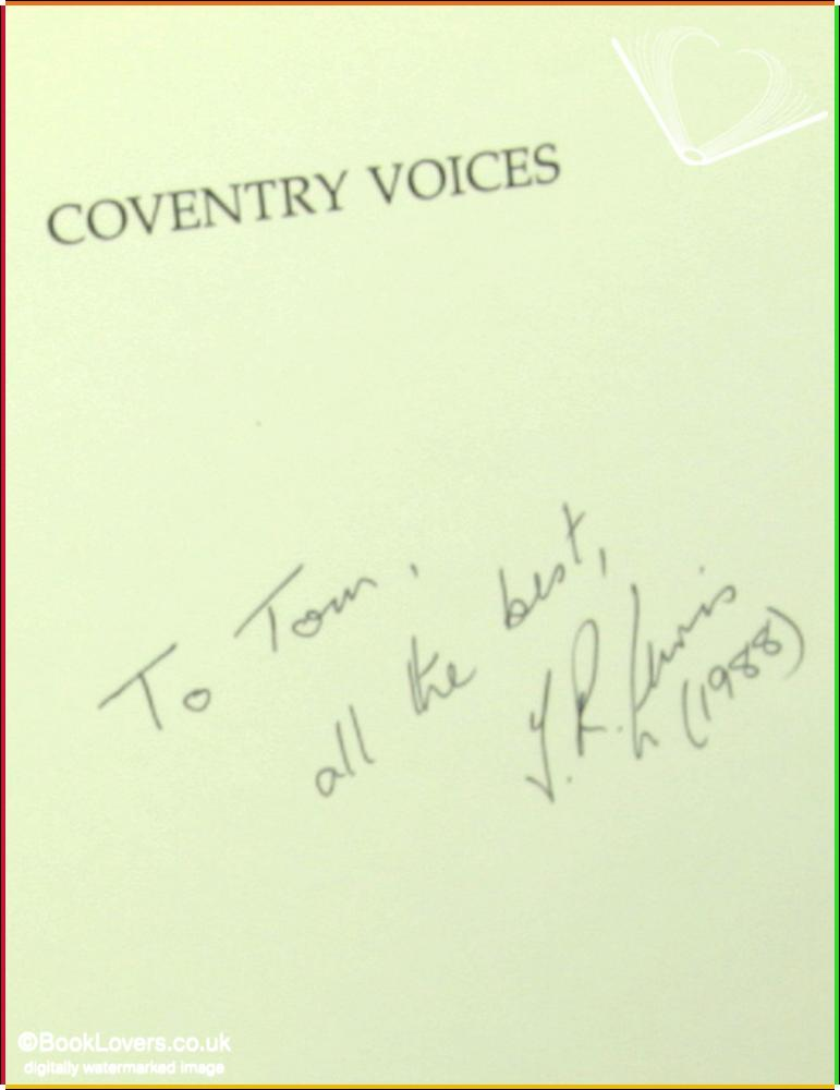 Coventry voices - Tim Lewis