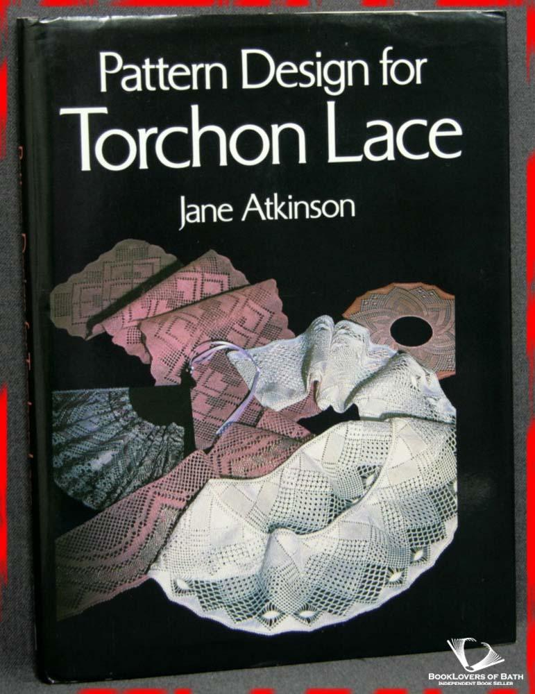 Pattern Design for Torchon Lace - Jane Atkinson