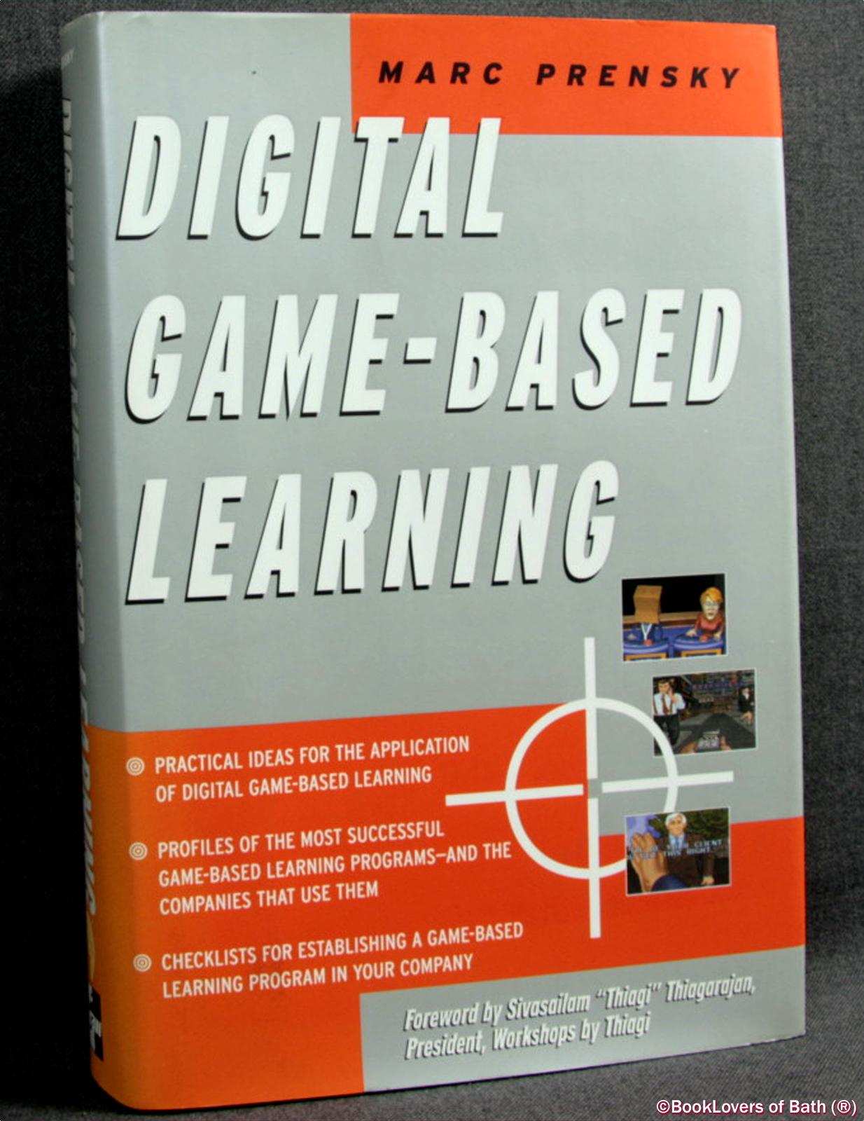 Digital Game-based Learning - Marc Prensky