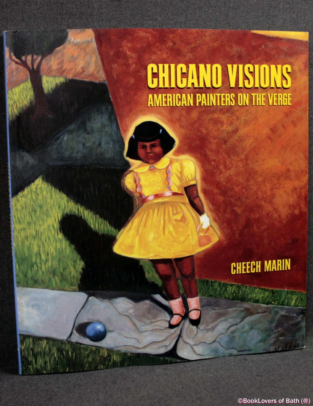CHICANO VISIONS: American Painters On the Verge - Cheech Marin