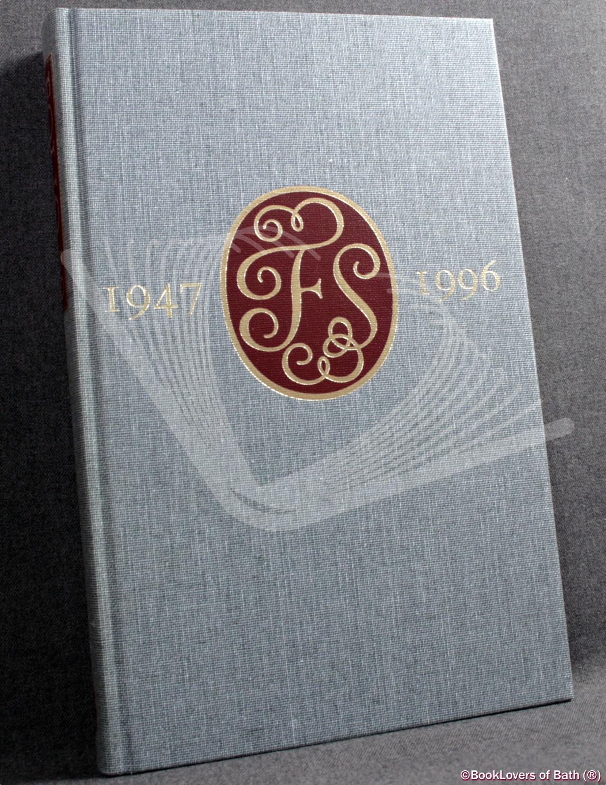 Folio 50: A Bibliography of the Folio Society Paul W. Nash