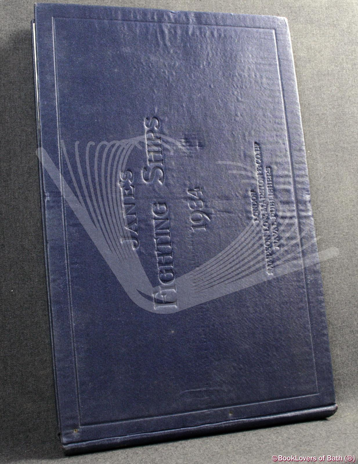 Jane's Fighting Ships 1934 - Edited by Oscar Parkes