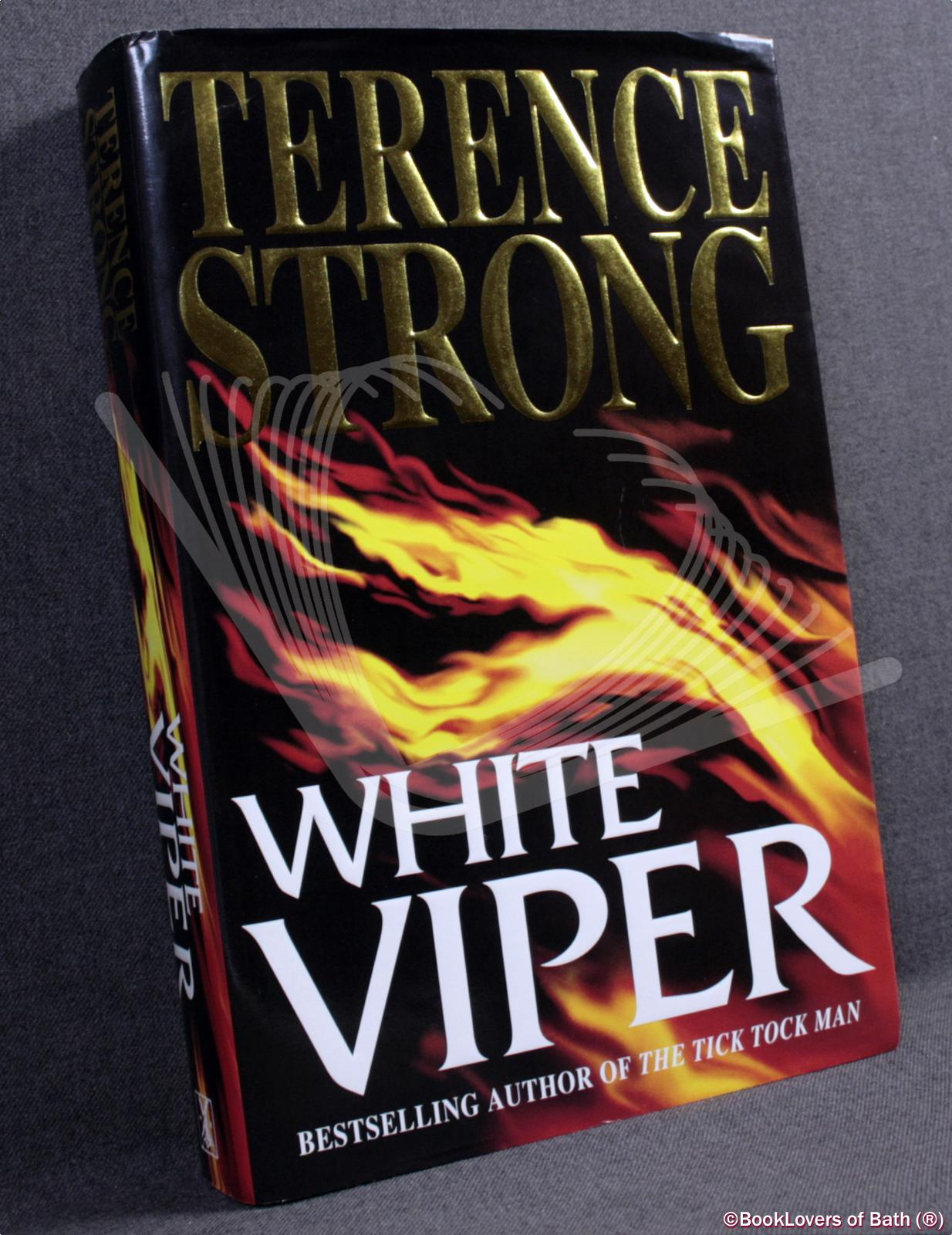 White Viper - Terence Strong