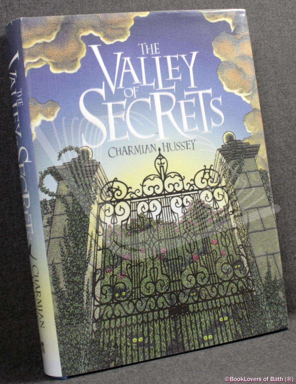 The Valley of Secrets - Charmian Hussey