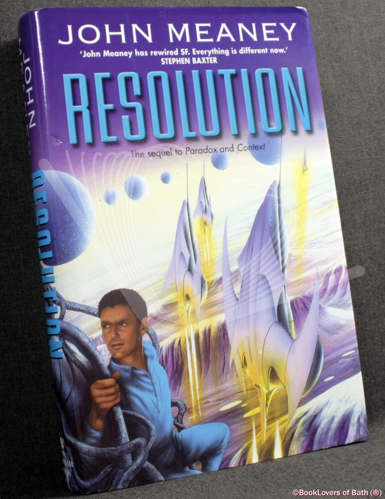 Resolution - John Meaney