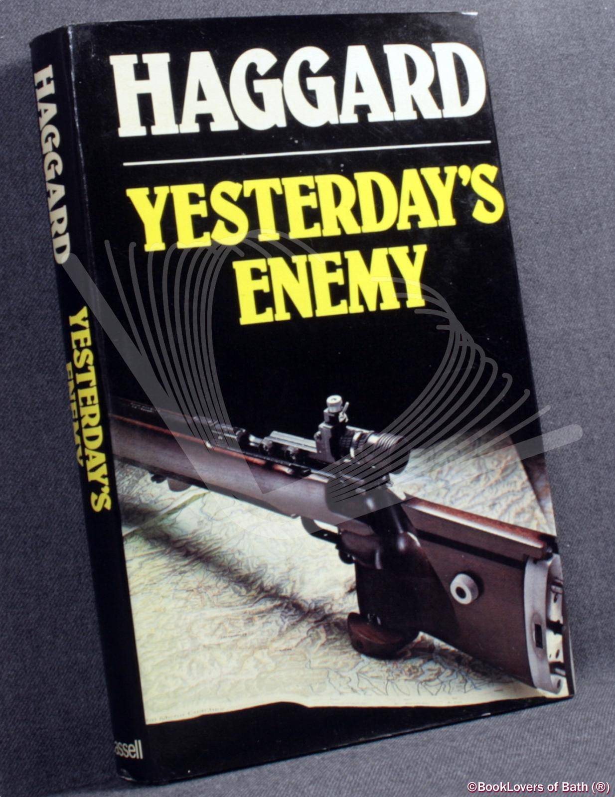 Yesterday's Enemy - William Haggard