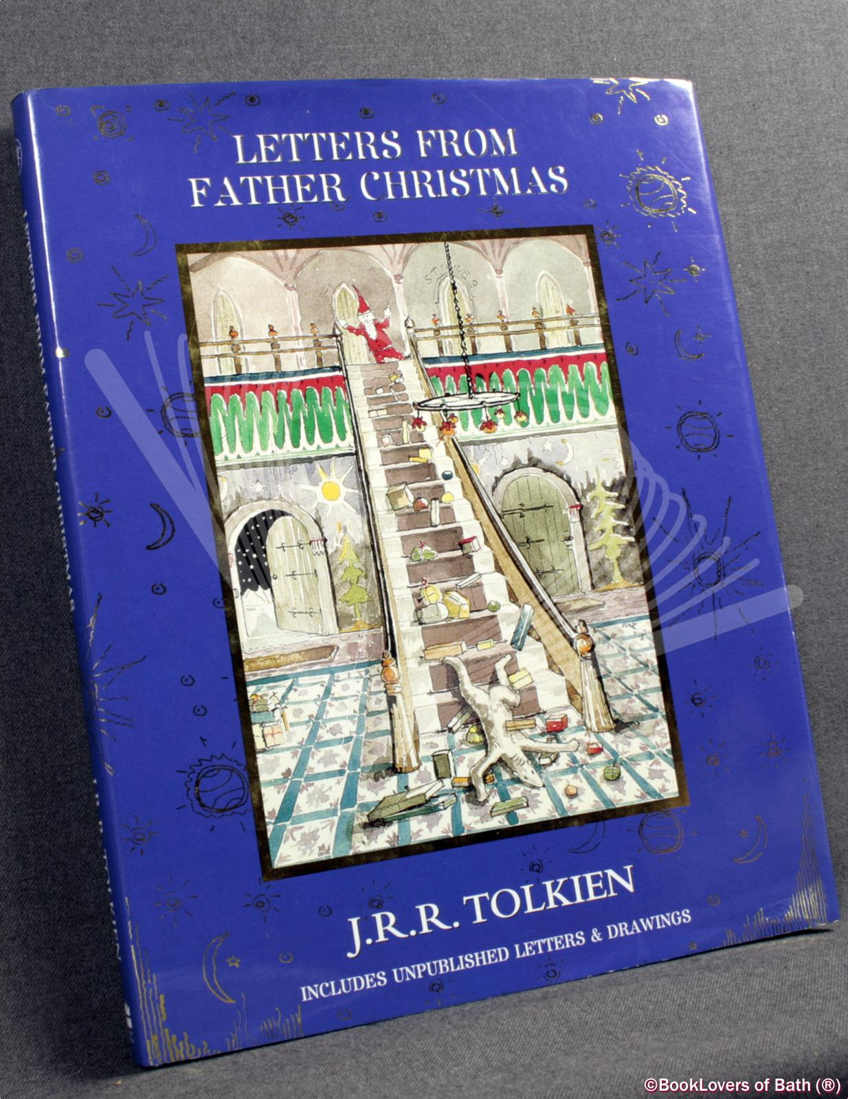 Letters from Father Christmas~Tolkien; 1999; HB+DJ