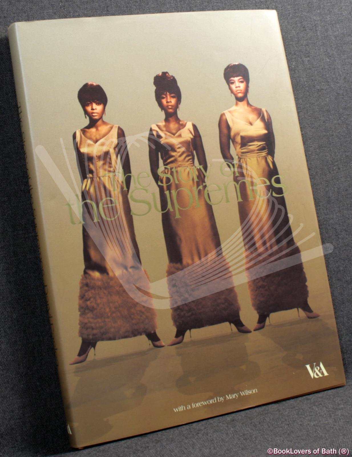The Story of the Supremes - Daryl Easlea