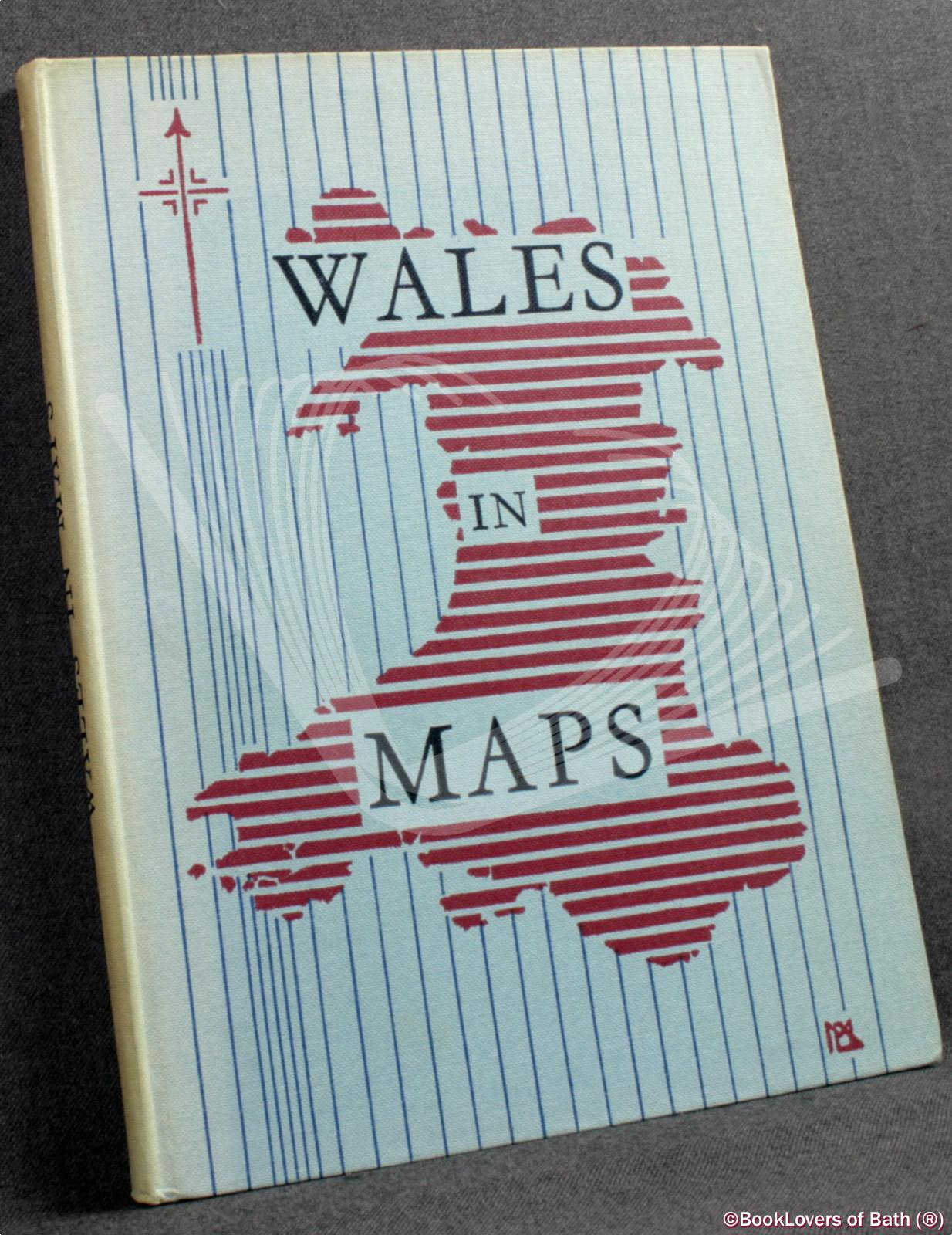 Wales in Maps - Margaret Davies