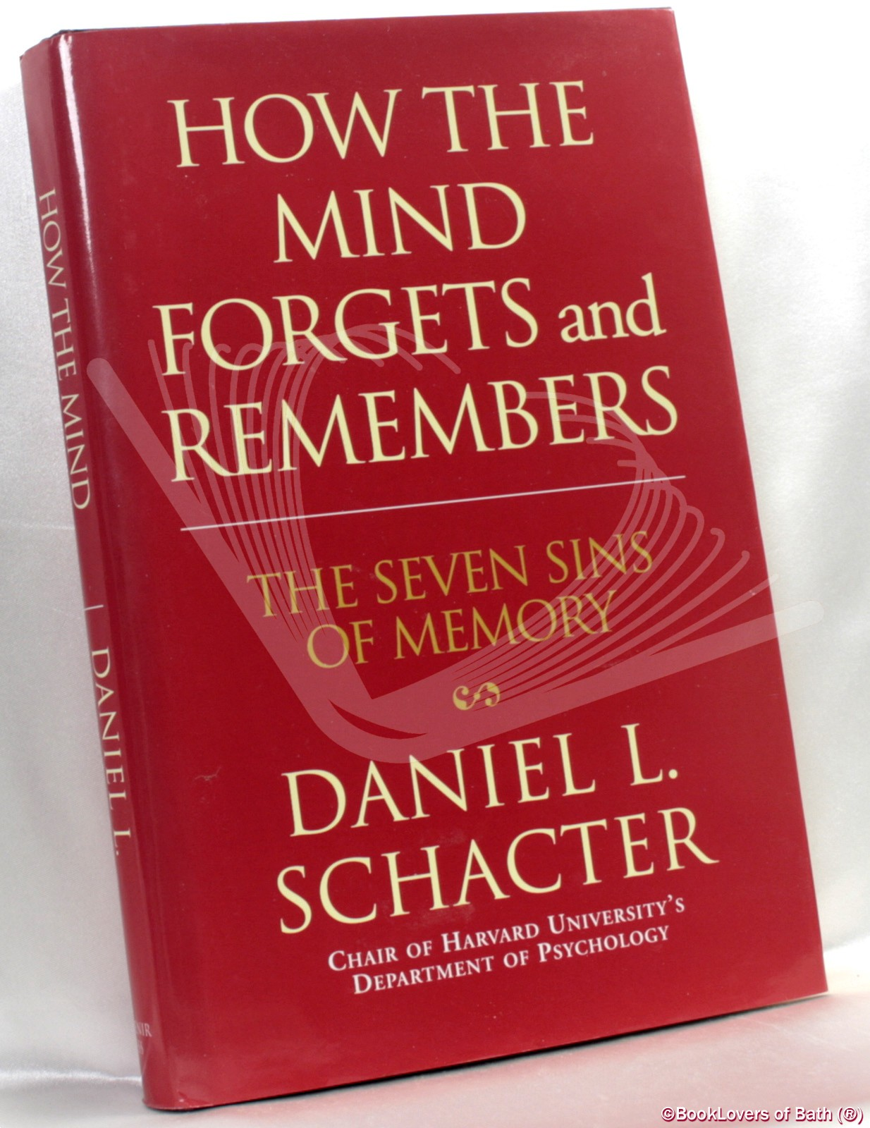 How the Mind Forgets and Remembers: The Seven Sins of Memory - Daniel L. Schacter