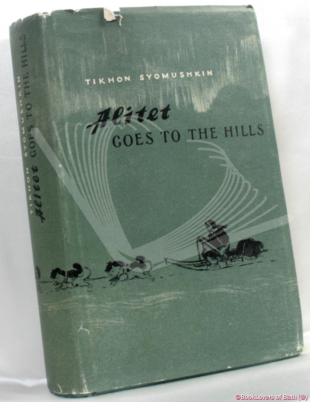Alitet Goes to the Hills - Tikhon Syomushkin