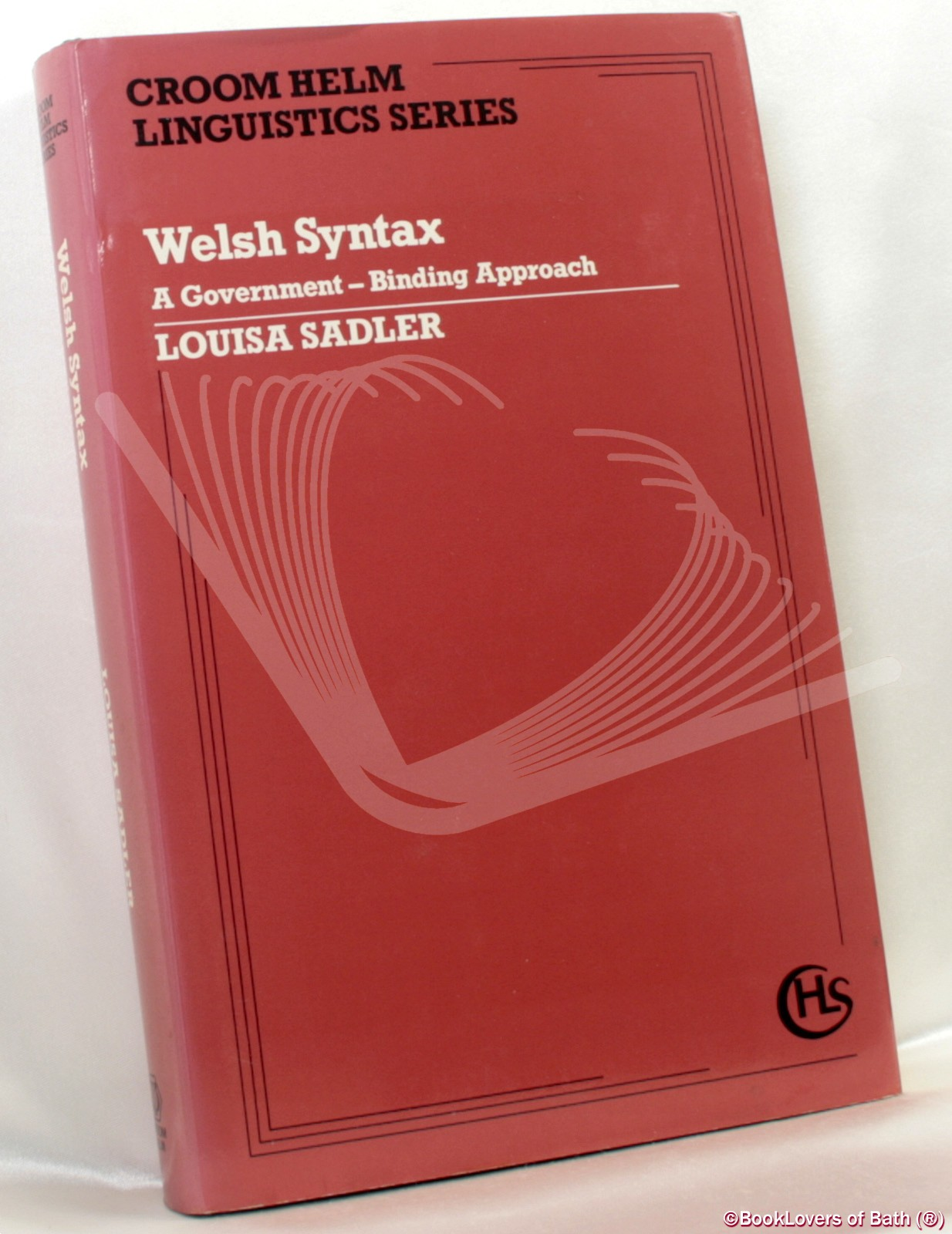 Welsh Syntax: A Government-Binding Approach - Louisa Sadler