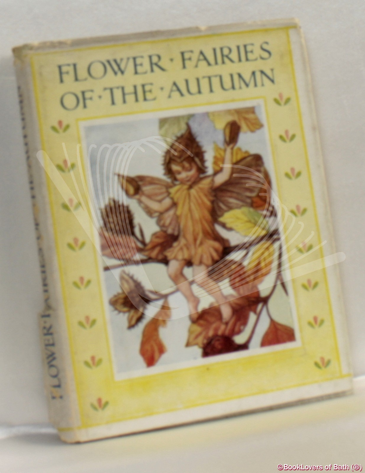 Flower Fairies of the Autumn: With the Nuts and Berries They Bring - Cicely Mary Barker