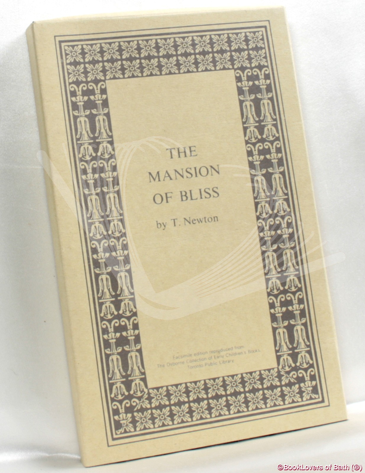 Mansion-of-Bliss-Newton-1981