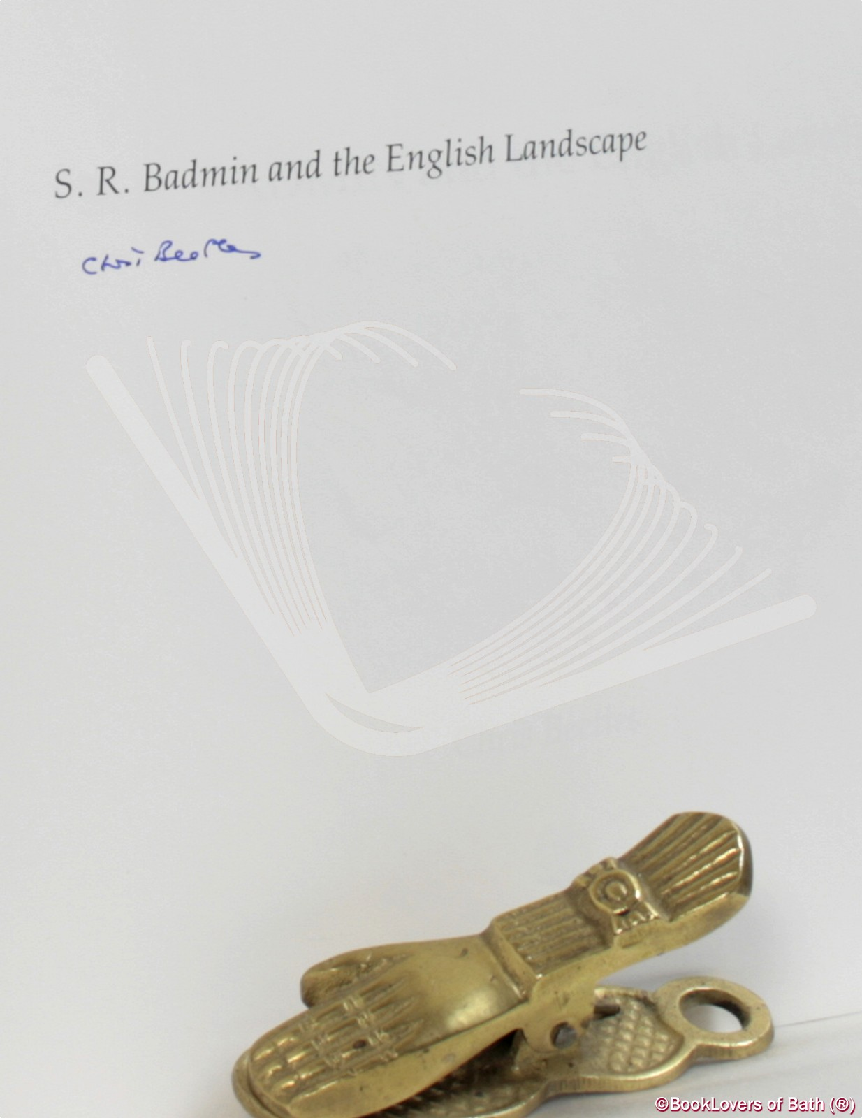 S. R. Badmin and the English Landscape - Chris Beetles