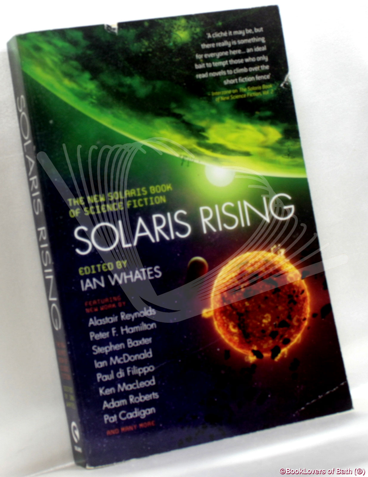 Solaris Rising: The New Solaris Book of Science Fiction - Edited by Ian Whates
