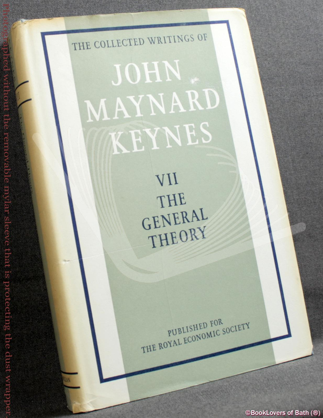 The General Theory of Employment Interest and Money - John Maynard Keynes