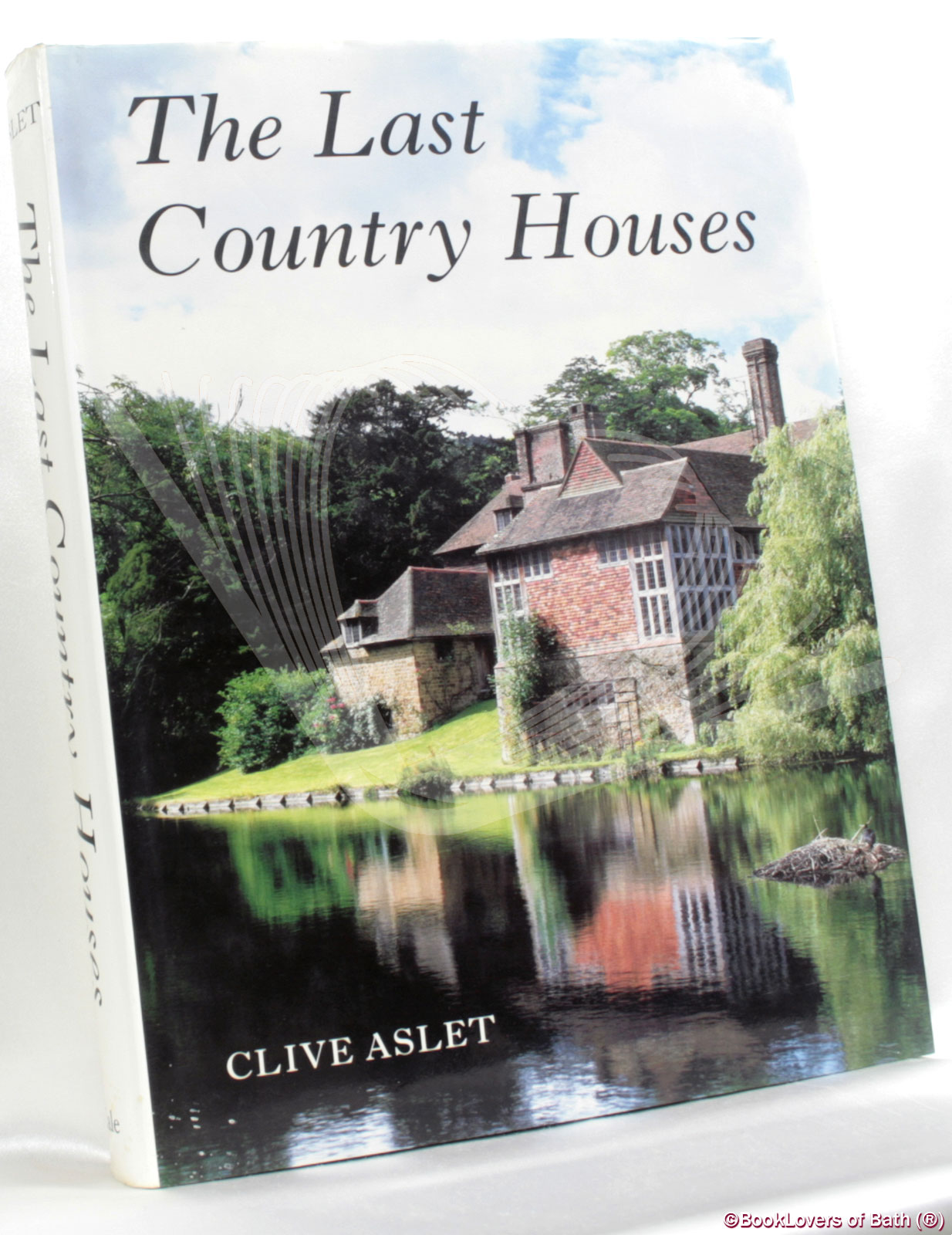 The Last Country Houses - Clive Aslet