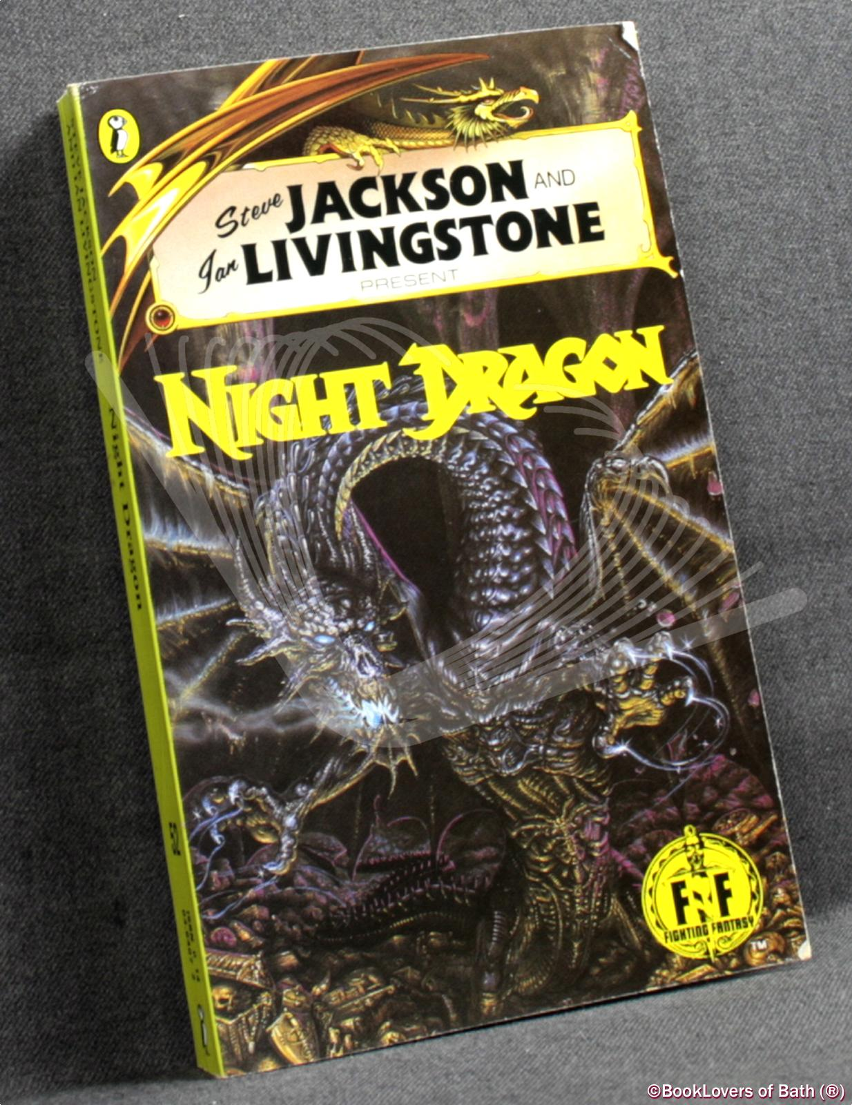 Night Dragon - Steve Jackson & Ian Livingstone