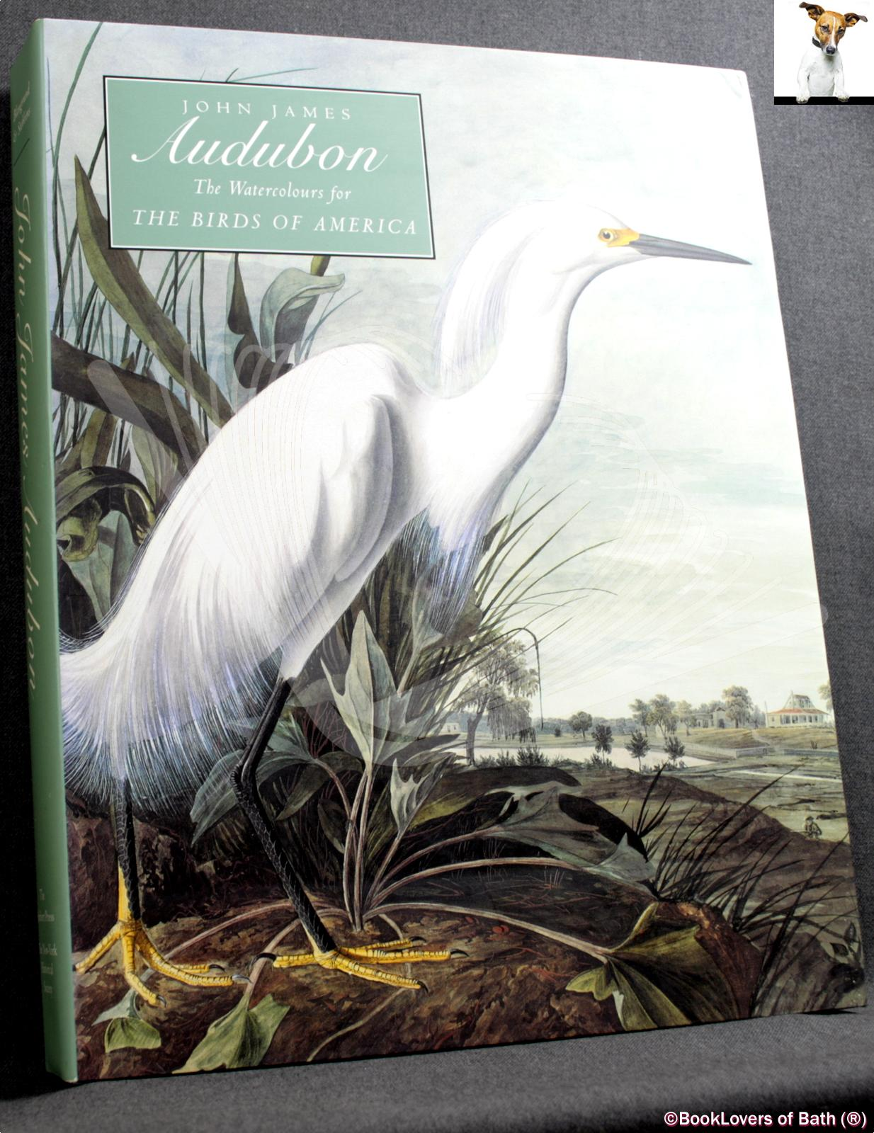 John James Audubon: Watercolours for the Birds of America - Edited by Annette Blaugrund & Theodore E. Stebbins