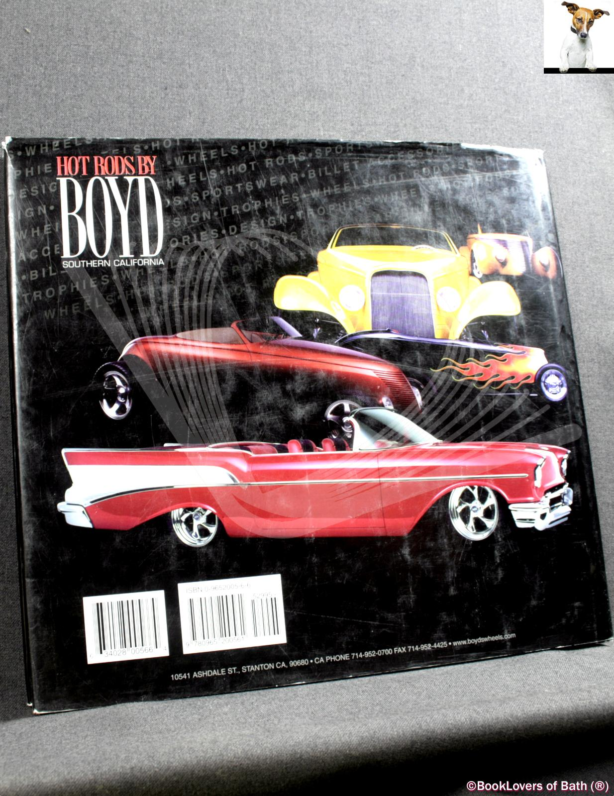 Hot Rods by Boyd Tony Thacker