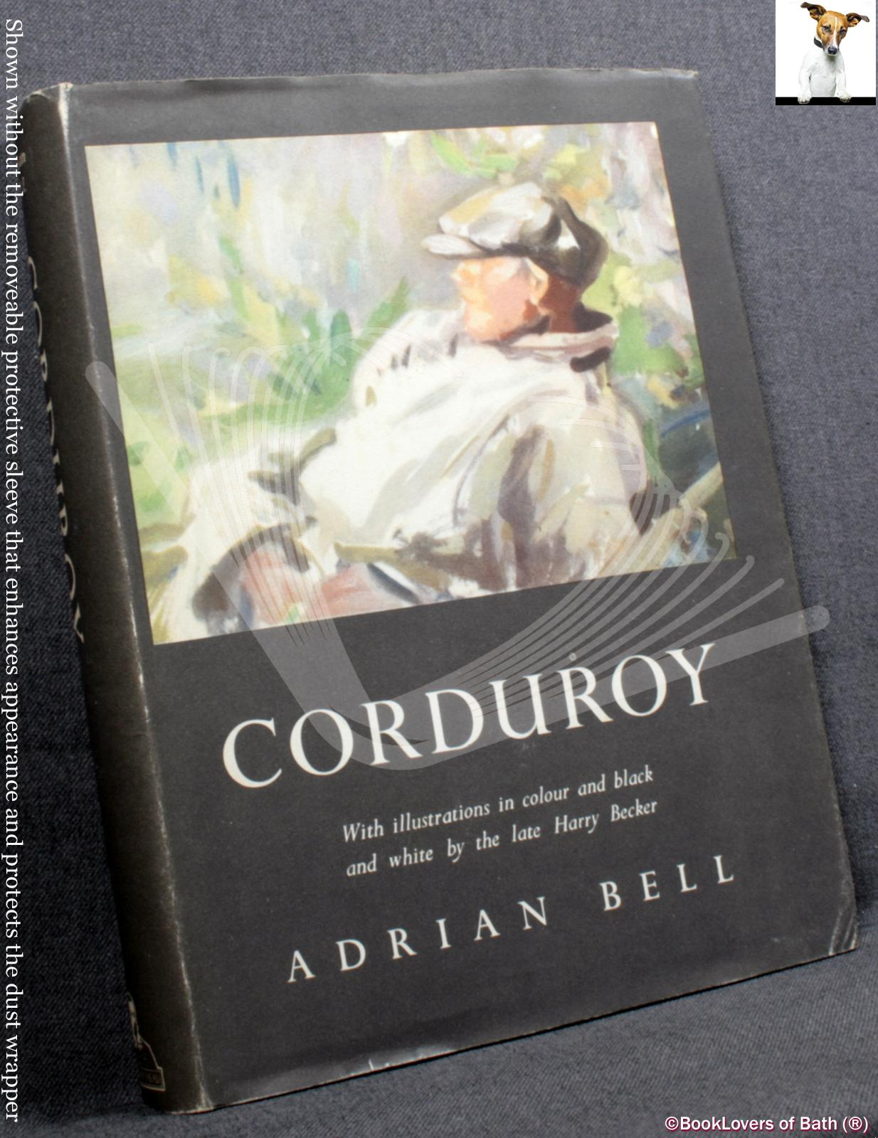 Corduroy, Silver Ley & the Cherry Tree - Adrian Bell